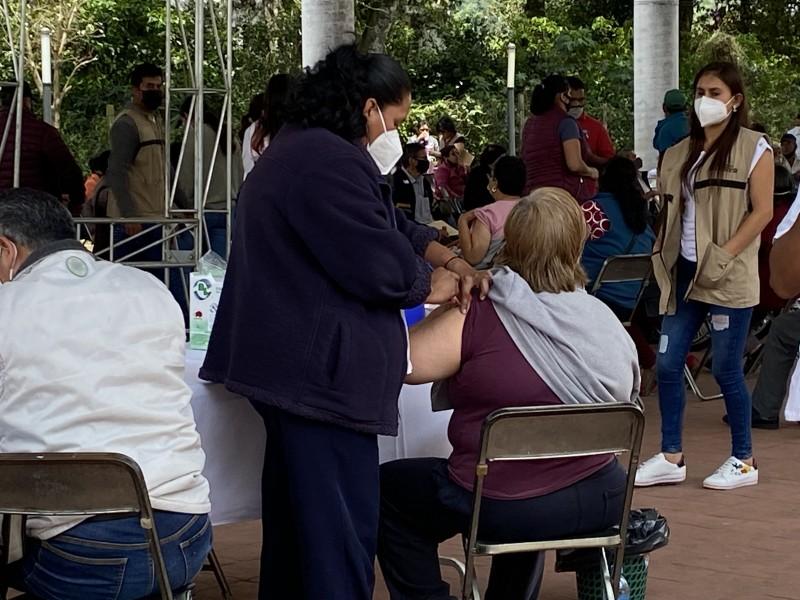 Veracruz suma más de 150 municipios vacunados contra covid