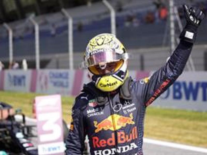 Verstappen, líder del Mundial de Formula Uno.