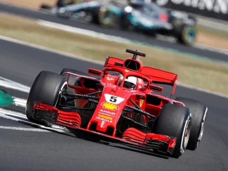 Vettel gana el Gran Premio de Gran Bretaña
