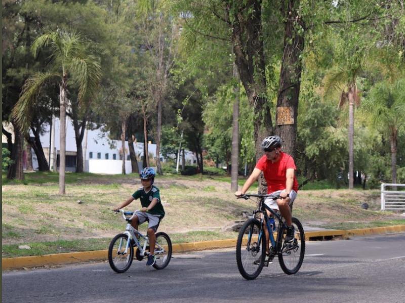 Vía RecreActiva vuelve a Guadalajara.
