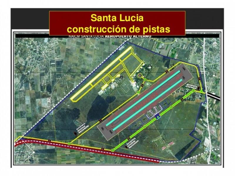 Viable, proyecto de dos autopistas en Santa Lucía