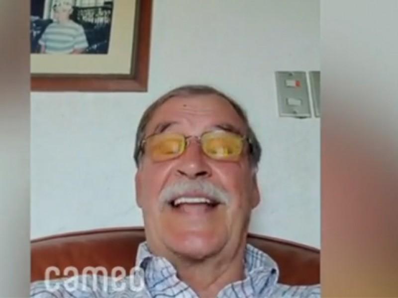 """Vicente Fox cobra $5,000 pesos por cantar """"Las mañanitas"""""""
