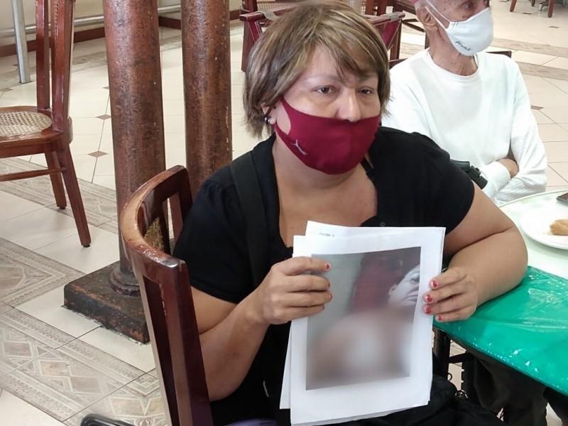 Víctima de cáncer pide atención del IMSS