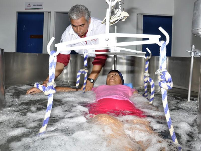 Victimas de accidentes, principales pacientes del CREE