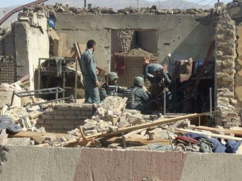 Victimas fatales en atentado en Afganistán