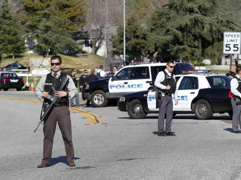 Víctimas fatales por tiroteo en California, EUA