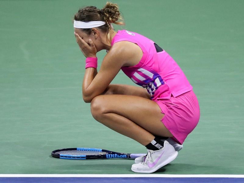 Victoria Azarenka despide a Serena Williams del USOpen