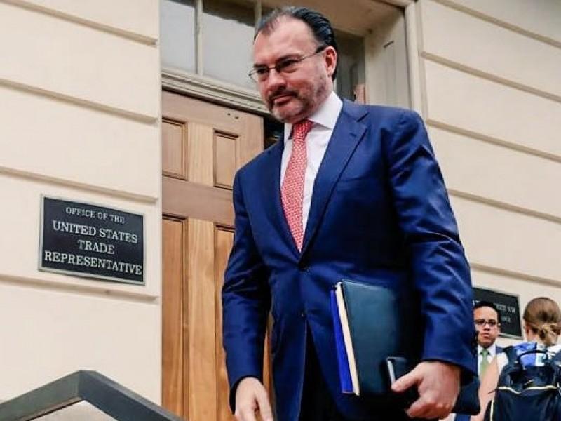 Videgaray se retirará de la política
