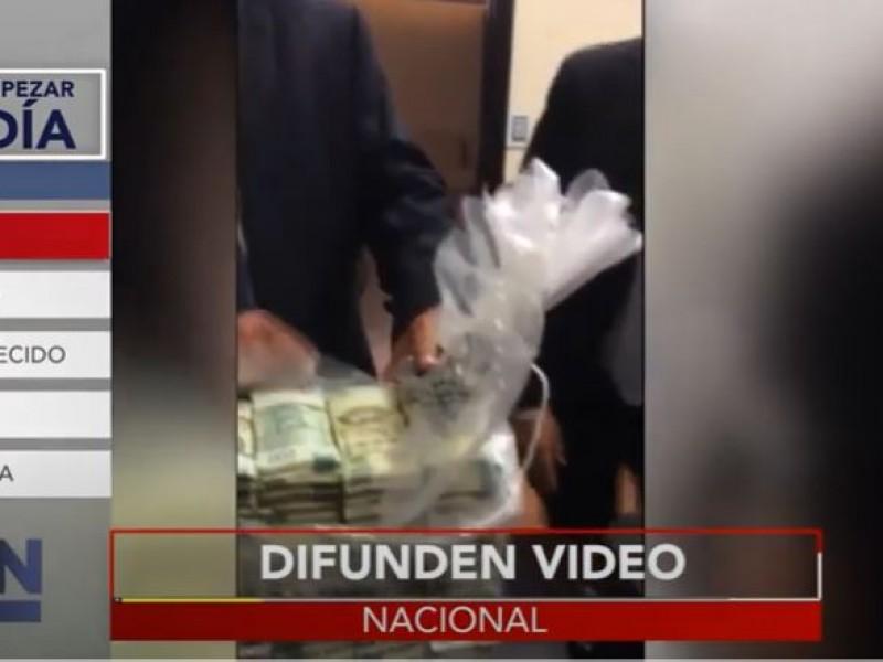 Video de supuesto soborno de Lozoya inunda las redes sociales