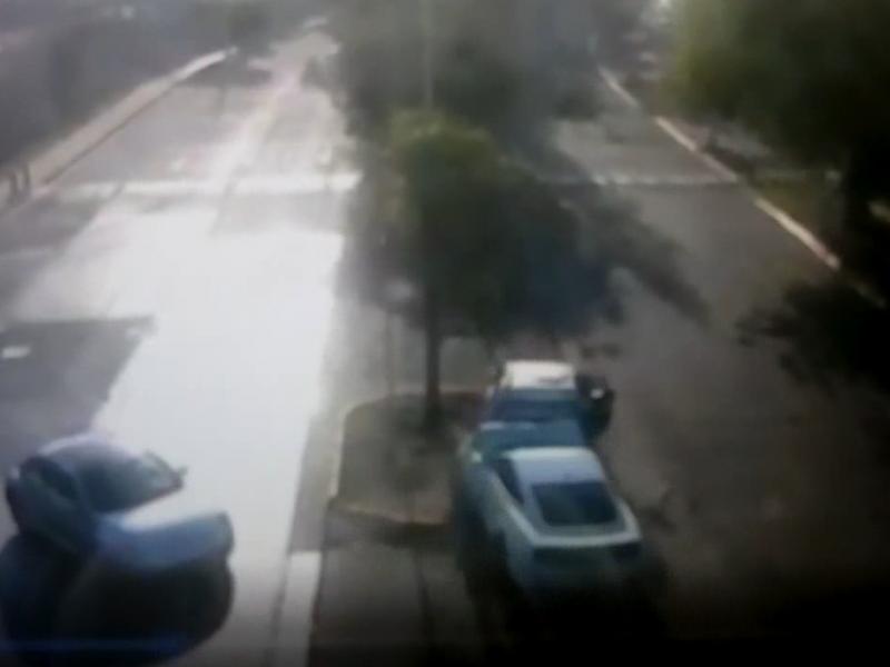 VIDEO: Difunden video de choque de Joao Maleck