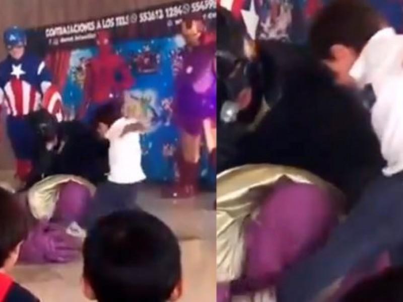 Video viral de fiesta infantil provoca reacción de James Gunn