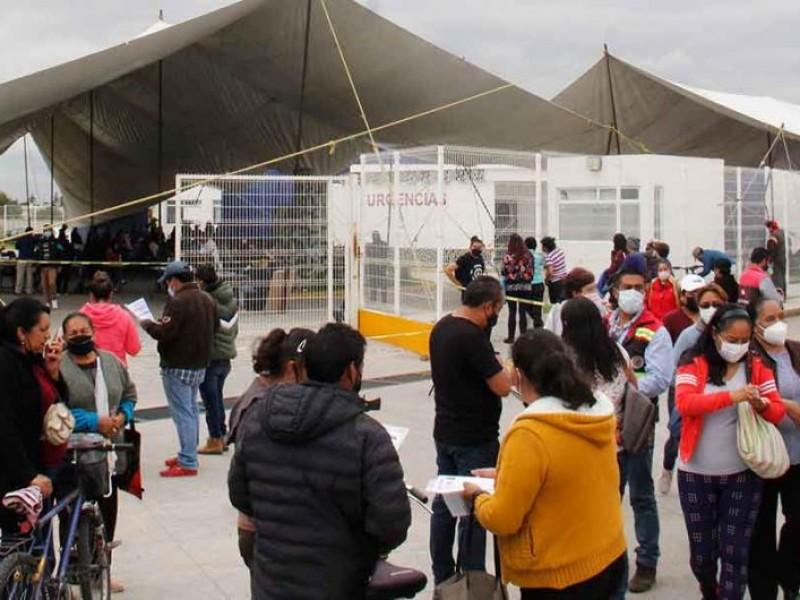 Viernes comienza jornada de vacunación zona conurbada de Puebla