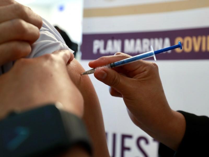 Viernes, posible arranque de vacunación en Tepic para 50+