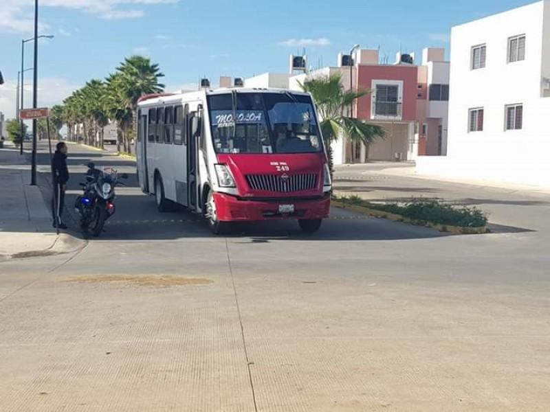 Vigila tránsito rutas de Las Canteras