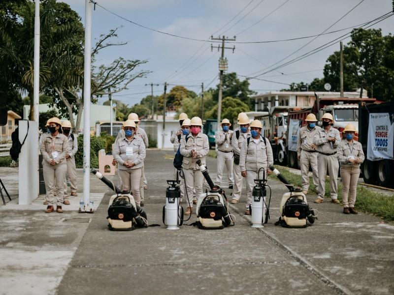 Vigilan comportamiento de Dengue en Veracruz