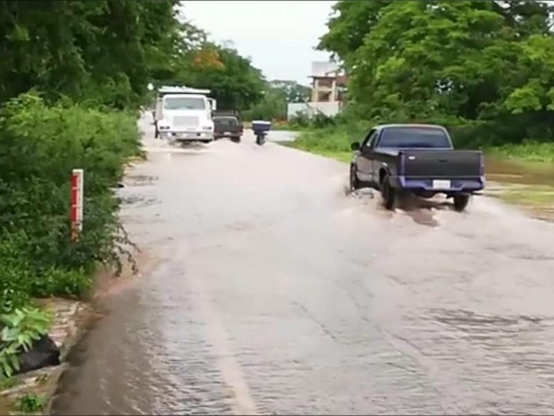 Vigilan Río San Pedro en Tuxpan por aumento en corriente