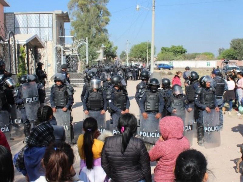 Vigilancia en Santa Rosa de Lima será permanente
