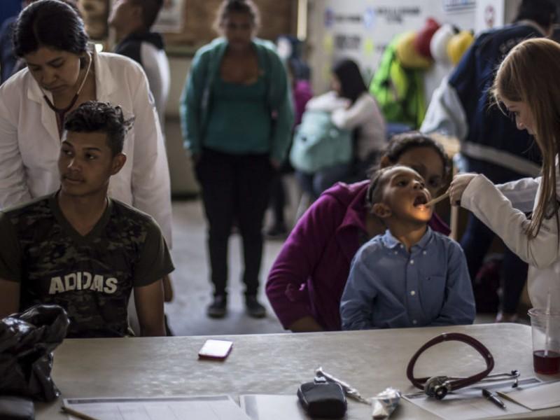 VIH y tuberculosis arroja tamizaje en la Fontera