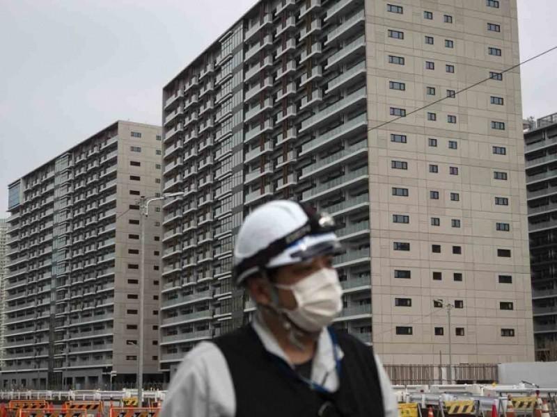 Villa Olímpica de Tokio podría convertirse en hospital