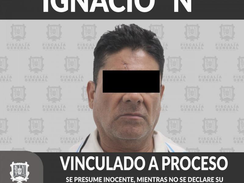 Vinculado a proceso Ignacio