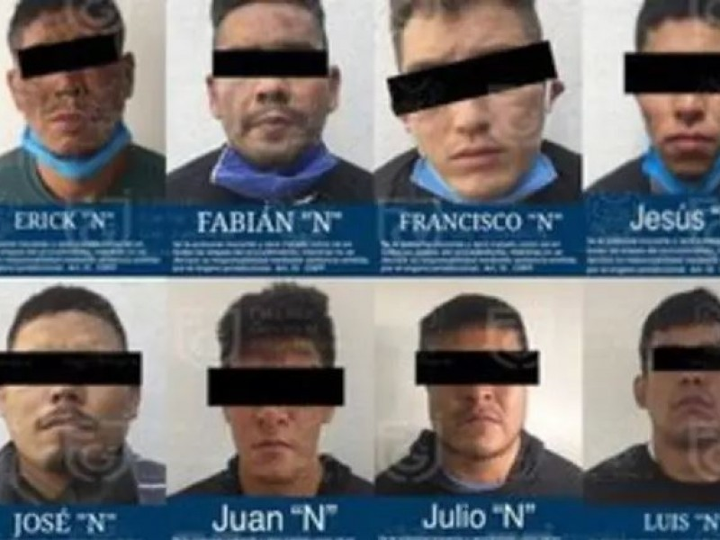 Vinculan a proceso a 12 por atentado contra García Harfuch