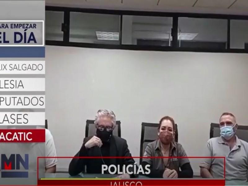 Vinculan a proceso a 7 policías por desaparición forzada