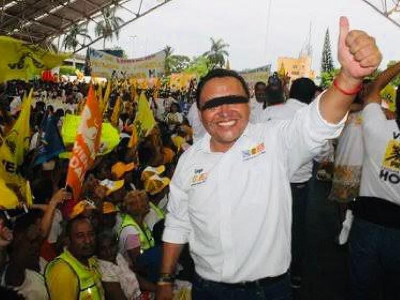 Vinculan a proceso a candidato del PRD Gregorio