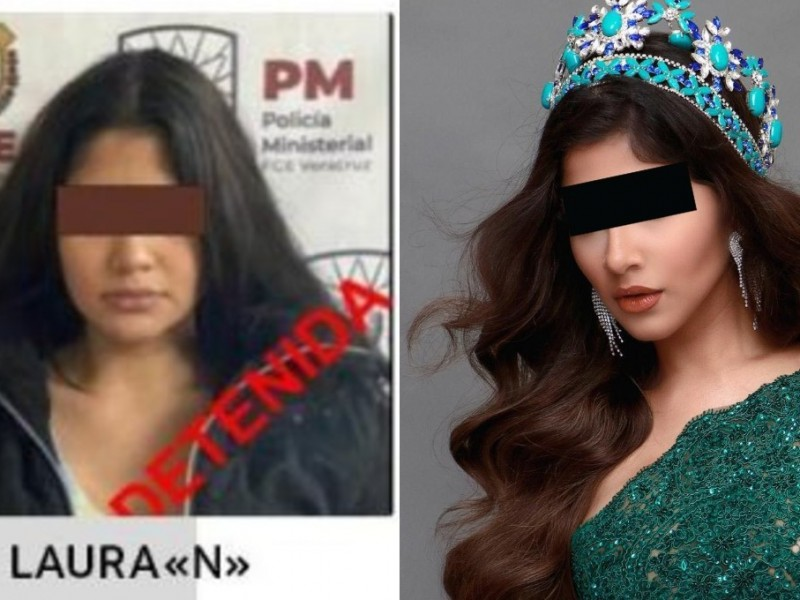 Vinculan a proceso a Miss Oaxaca por secuestro