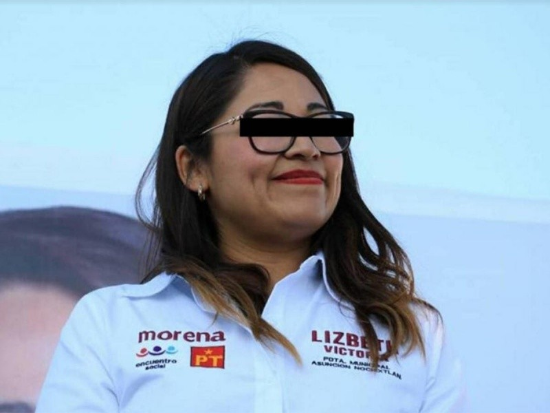 Vinculan a proceso a presidenta municipal Lizbeth Victoria