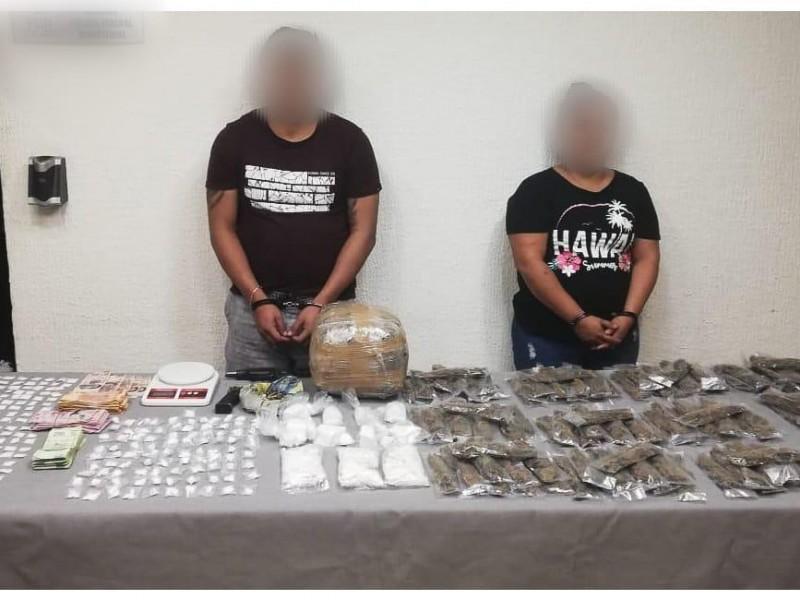 Vinculan a proceso a presuntos narcomenudistas
