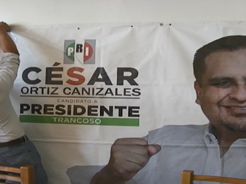 Violencia contra el candidato del PRI en Trancoso