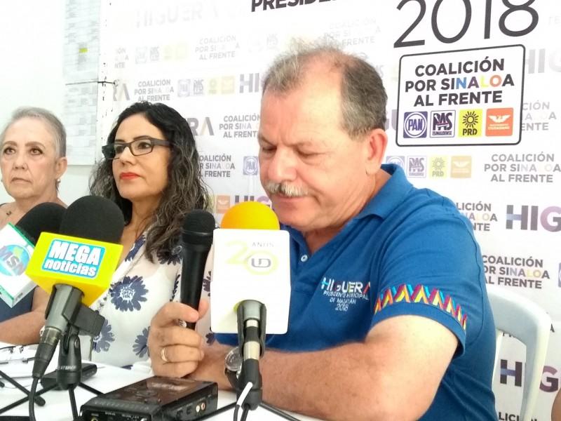 Violencia en ranchos de Mazatlán deja sin campaña