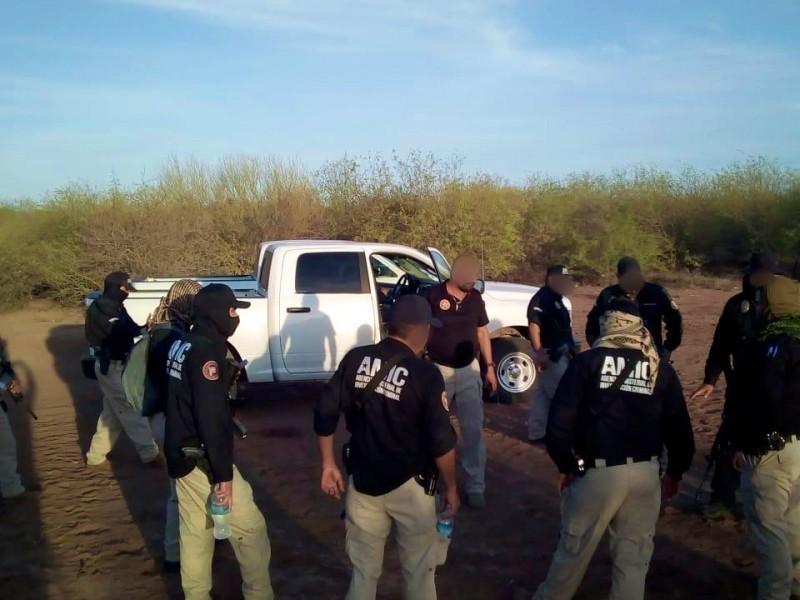 Violencia en tierra yaqui es por intromisión del crimen organizado