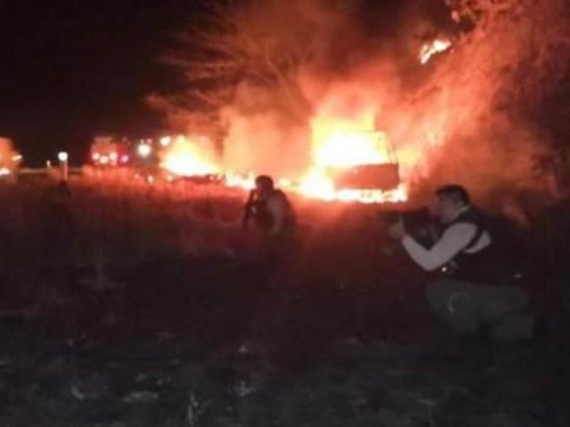 Violencia en Veracruz deja al menos cinco muertos