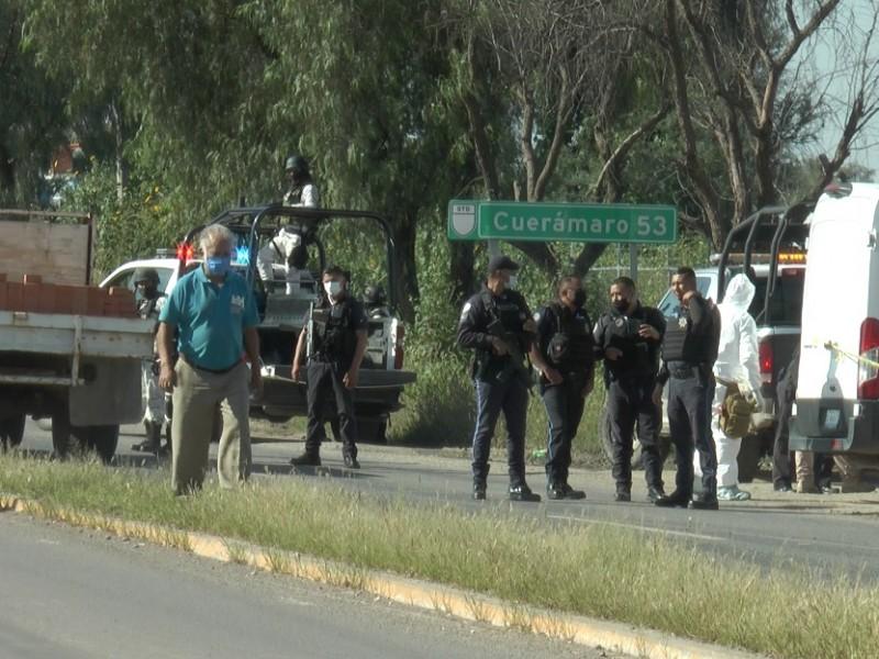Violencia no cesa en Guanajuato