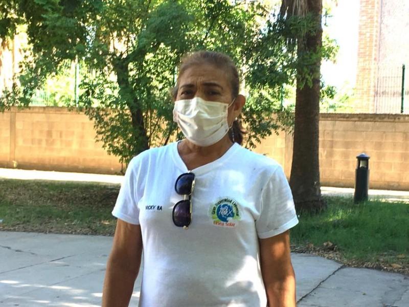Virginia Ochoa, doblemente sobreviviente al cáncer de mama