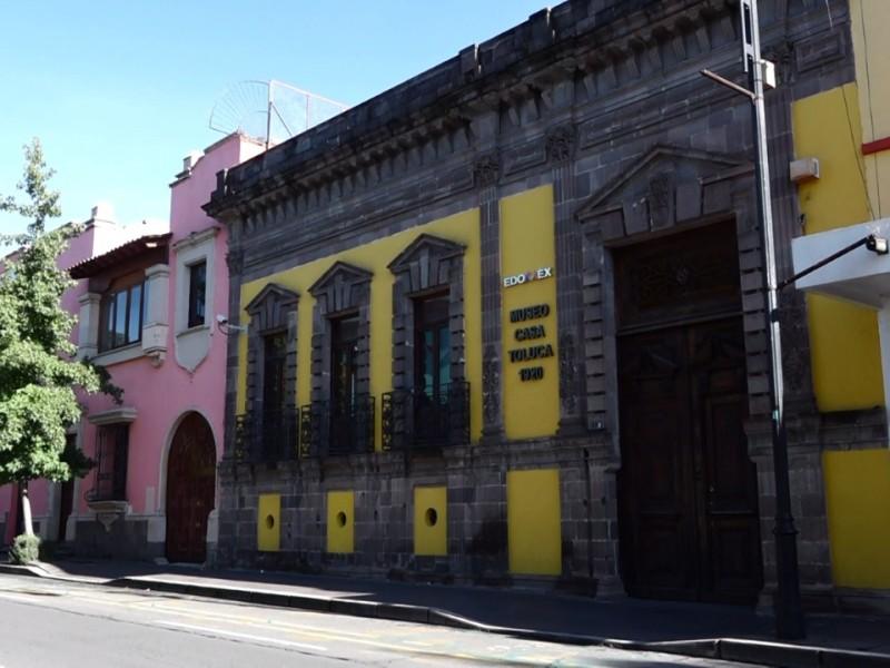 Visita a museos mexiquenses la más baja del país