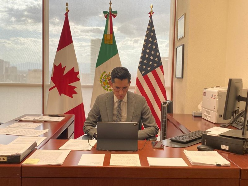 Visita de AMLO a Washington, certidumbre a inversionistas