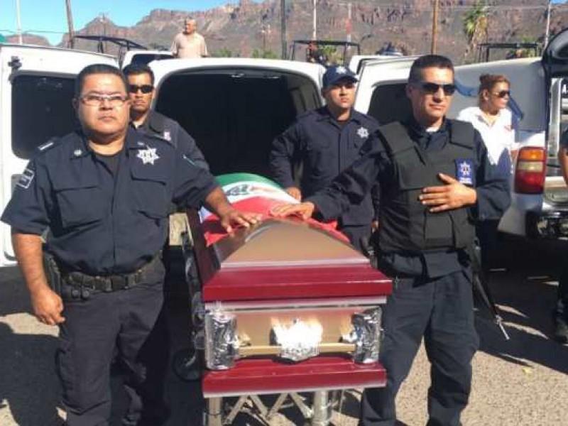 Viudas de policías caídos denuncian en CEDH discriminación y desigualdad