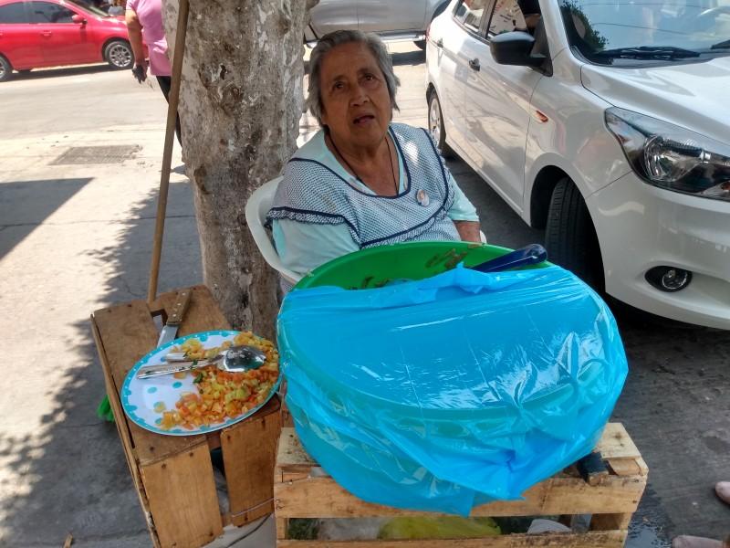 Viven adultos mayores desestabilidad económica en contingencia
