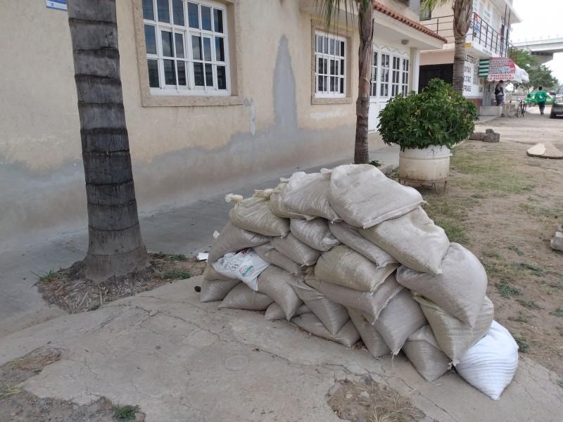 Viven habitantes de Esperanza de Jeréz con temor a inundarse