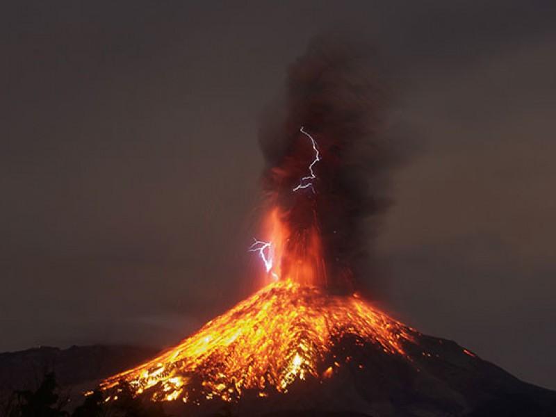 Volcán de Fuego cobra sus primeras victimas