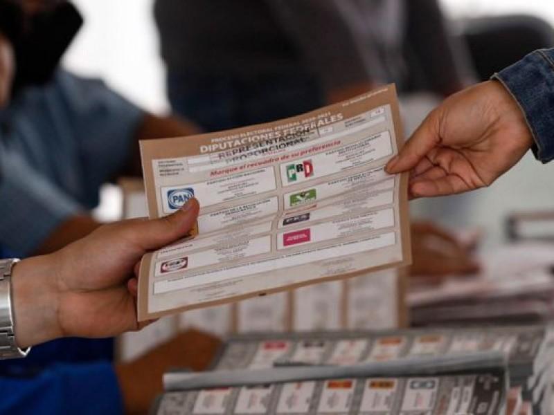 Votación histórica la que vivió México este domingo