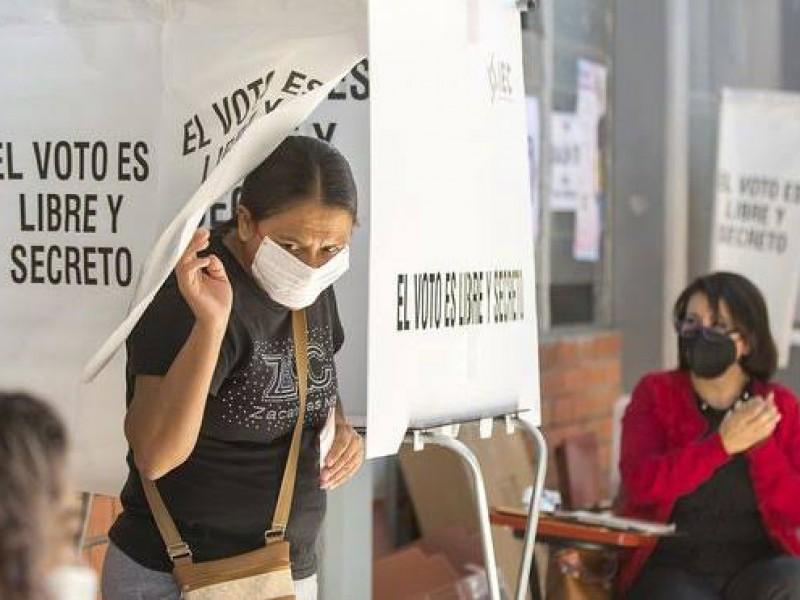 Votar en época de pandemia será seguro sin contagios: IEEG