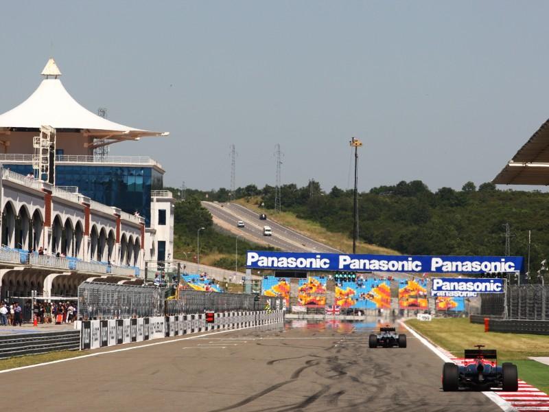 Vuelve el GP de Turquía al calendario de la F1