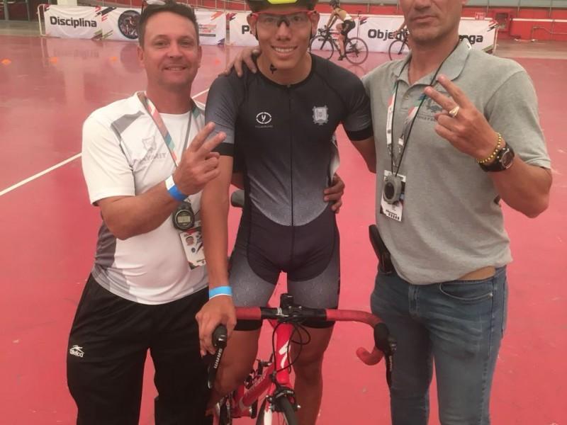 Vuelve Nayarit al medallero de ciclismo