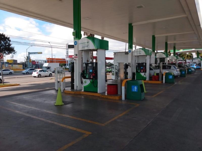 Vuelve normalidad a gasolineras