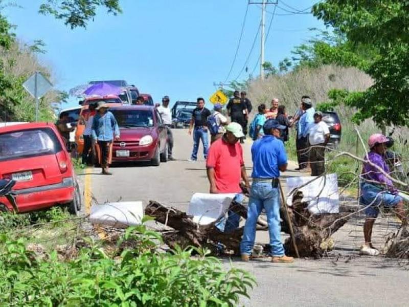 Vuelven a enfrentarse grupos campesinos en Carranza hay un herido