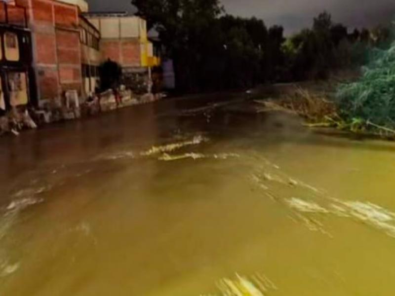 Vuelven a evacuar Tula por riesgo de inundación