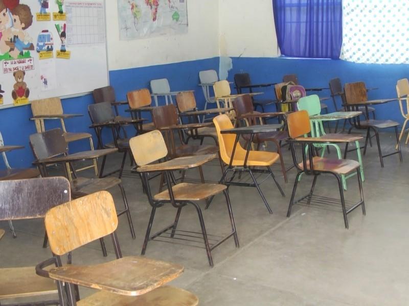 Roban por segunda vez a escuelas durante pandemia